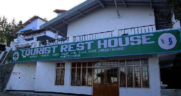 KMVN Tourist Rest House, Mukteshwar