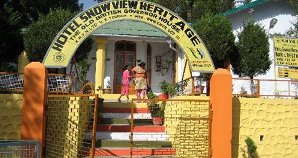 Snow View KMVN Tourist Rest House, Nainital