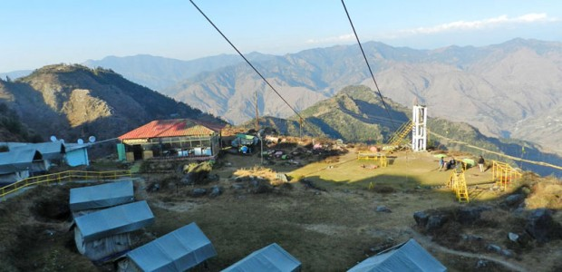 Budget Camping in Dhanaulti
