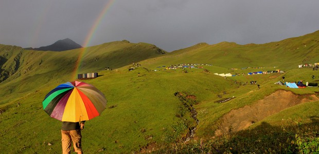 Ali - Bedni Bugyal Trek : Nature's Own Playground