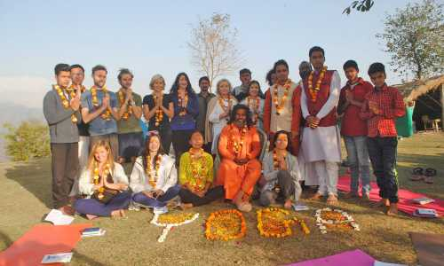 3 Days Yoga Retreat with Camping in Rishikesh