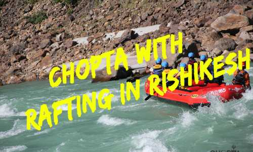 Chandrashila Summit and Ganga Expedition
