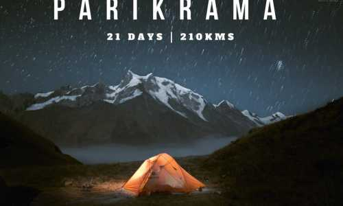 Swargarohini  Parikrama Trekking Expedition