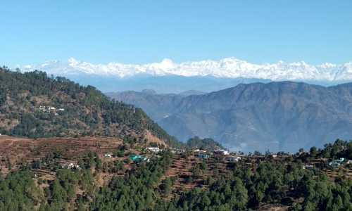 Weekend Tour to Gumkhal and Lansdowne