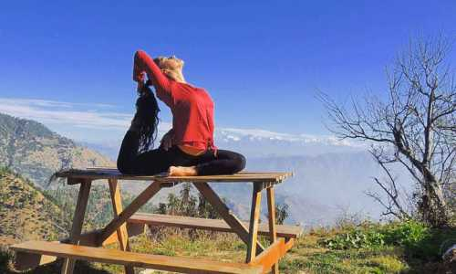 3 Days Yoga Retreat for Beginners near Rishikesh