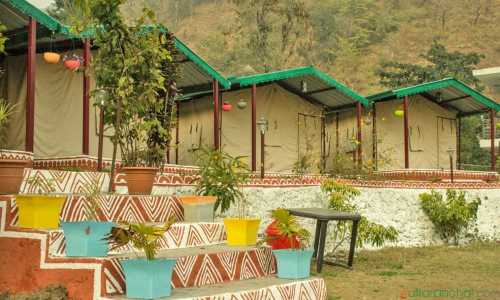 Rishikesh Sompho Jungle Camp Online Booking