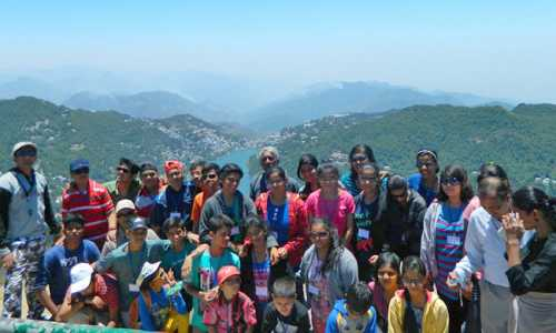 5 Days Adventure Camp in Nainital for Students