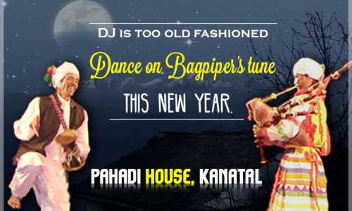 2 Nights Christmas New Year Package in Kanatal Pahadi House