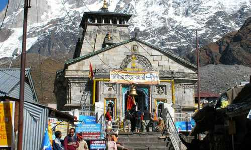 10 Days Chardham Fixed Departure Budget Package