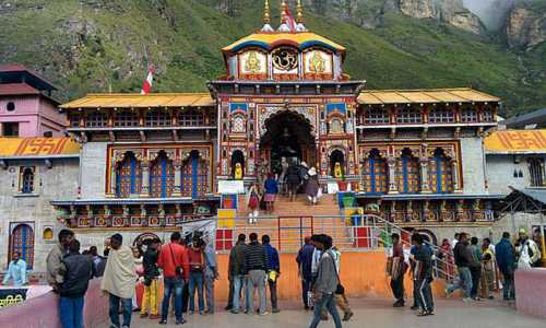 5 Days Badrinath  Package From Delhi