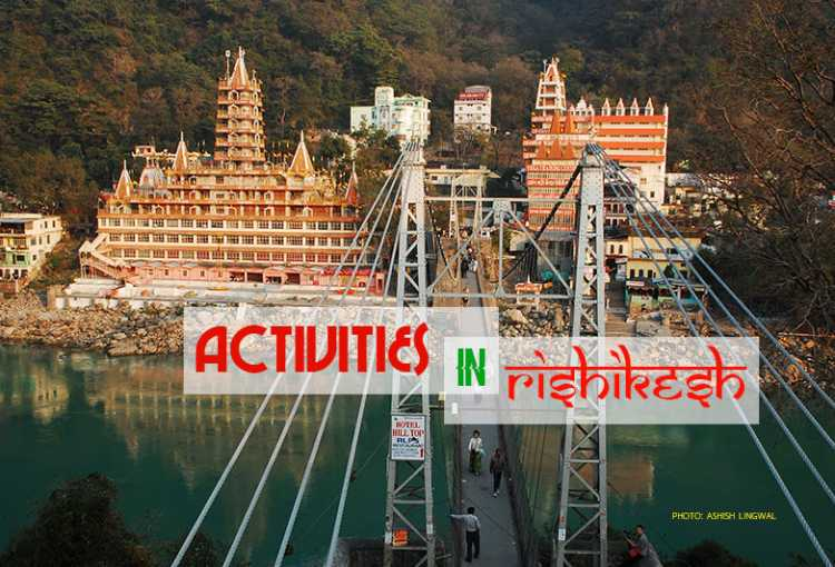 Activities In Rishikesh