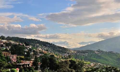 Almora With Nainital Ranikhet 4 Nights