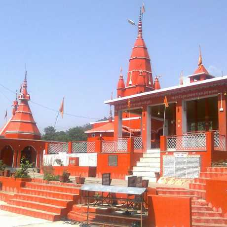 Bhumia Mata temle situated in Massi, Almora.