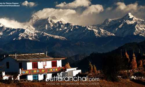 Almora 2 Nights Weekend Tour
