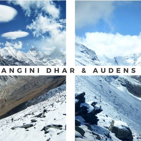 Auden's Col Trek with Patangini Dhar