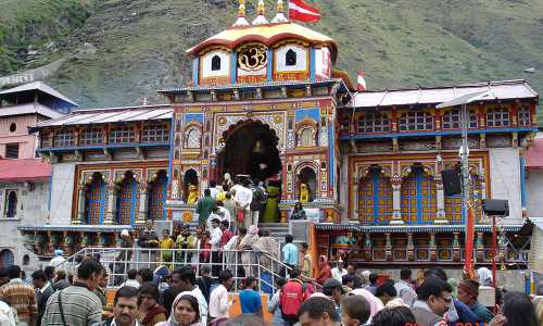 5 Days Kedarnath Badrinath Package From Haridwar
