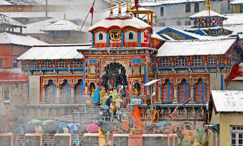3 Days Badrinath Package From Haridwar