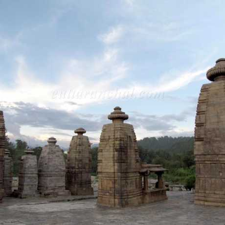Baijnath Temple, 20 kms from Bageshwar