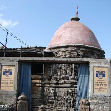 Baleshwar Temple - ASI Protected monument