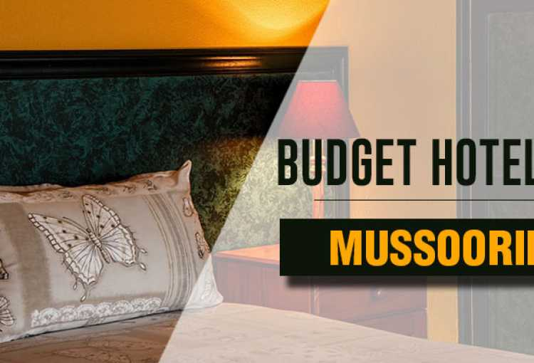 Budget Hotels in Mussoorie