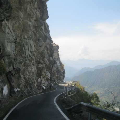 Chopta - Gopeshwar Road
