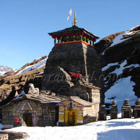 Tungnath Temple, 3km trek from Chopta