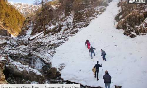 Dodital to Hanuman Chatti Trek Package