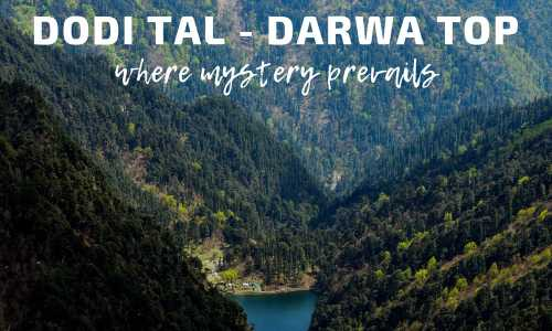 4 Nights Dodital with Darwa Top Trekking Tour