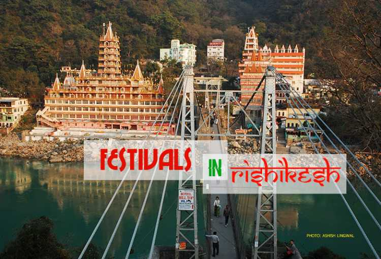 Festivals in Rishikesh