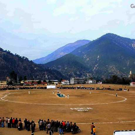 Gauchar Field - Used for Fair, Cricket and Football Tournaments
