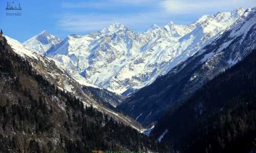 Har ki Dun - 5 Nights Trekking Package