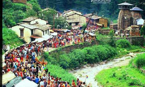 Jageshwar Weekend Tour