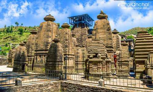 Jageshwar Temple Tours Package