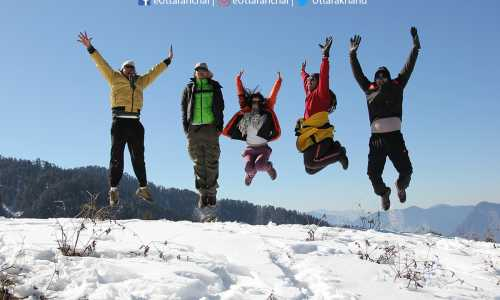 Kedarkantha Trek - Fixed Departure Trekking Tour