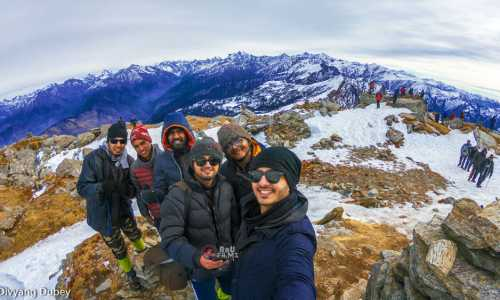 Kedarkantha Trek - Customized Premium Tour Package ex-Dehradun
