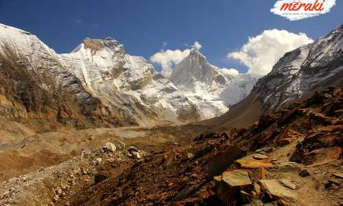 Kedartal with Patangnidhar and Rudugaira Valley Base Camp Trek