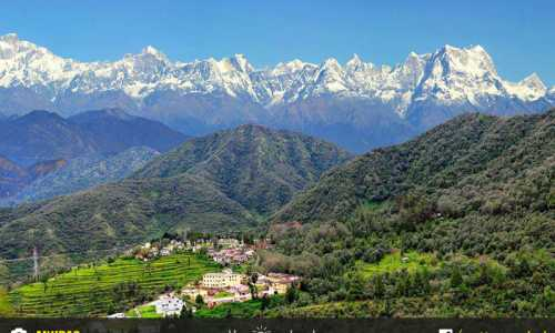 Khirsu with Auli Tour Package