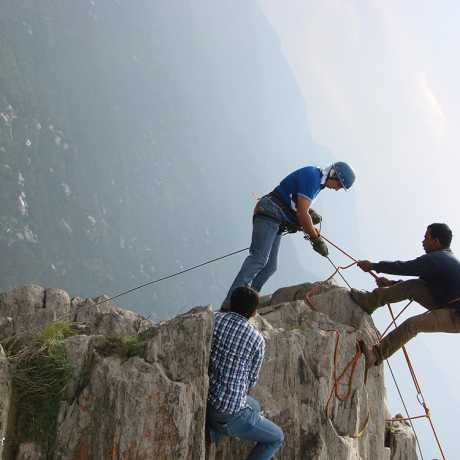 Adventurous Tourism in Mukteshwer, Nainital