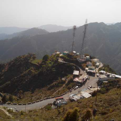 Suwakholi - On the way from Mussoorie to Dhanaulti.