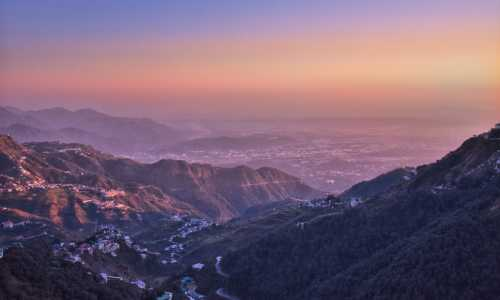 Haridwar Mussoorie 3 Nights Tour Package