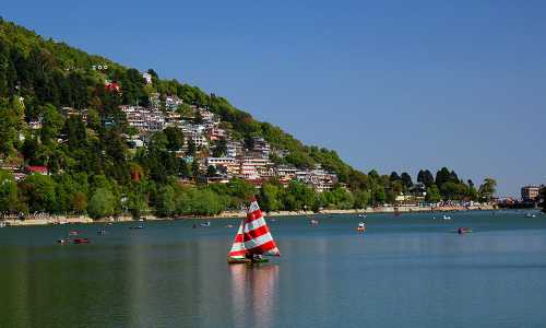 2 Nights Honeymoon Packages in Nainital