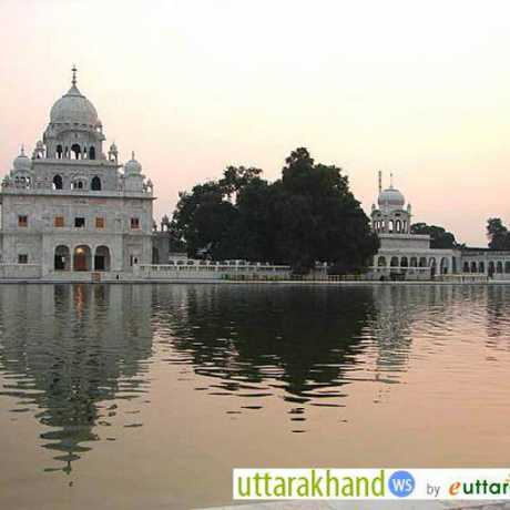 Nanakmatta Gurudwara is situated at a distance of 56 kms. from Rudrapur on Rudrapur-Tanakpur route.