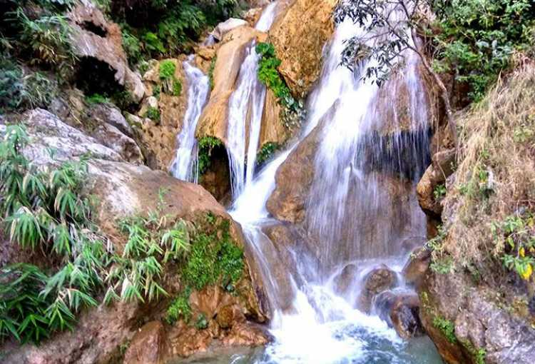 Neergarh Waterfalls I & II