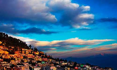 Pauri weekend tour package