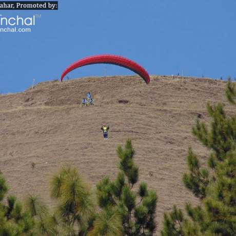 Paragliding in Pithoragarh