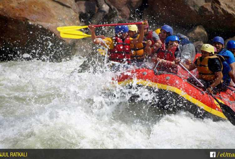 Govt. Authorized Rafting Operators in Rishikesh