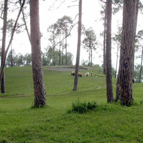Golf Course at Ranikhet