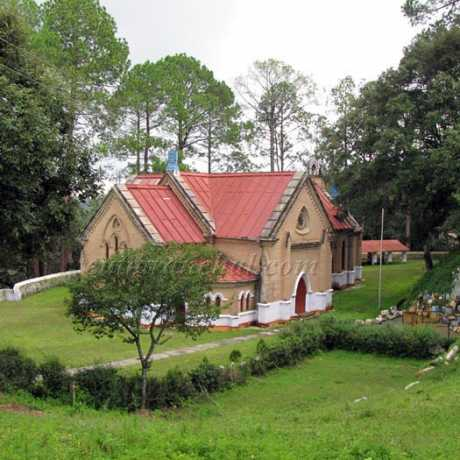 Church in Ranikhet