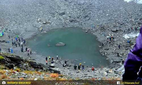 Roopkund Mysterious Skeleton Lake Trek 7 Nights