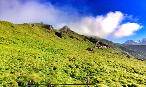 Rudranath 4 Nights Trekking Package